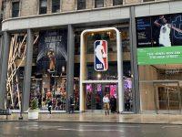 NBA Store, la tienda en Nueva York para los amantes de la NBA