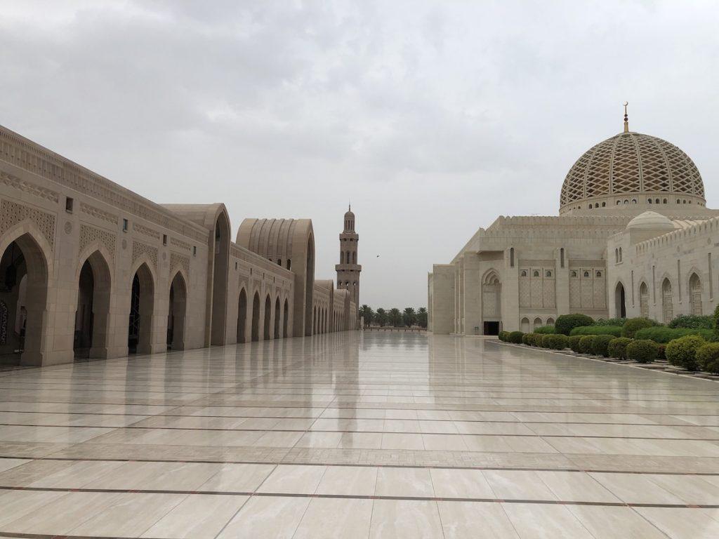 Mezquita Omán
