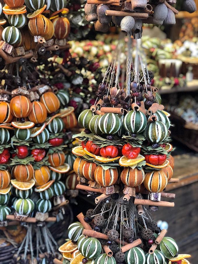 Mercado Navidad Budapest