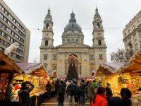 Mercados de Navidad en Budapest 2019