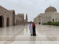 Visita a la Gran Mezquita del Sultan Qaboos