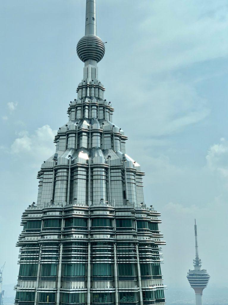 Vistas desde lo alto de las torres