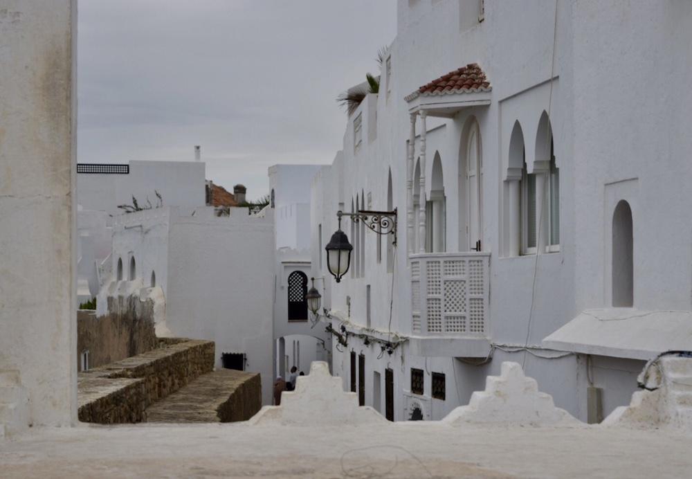 Norte de Marruecos, Asilah, medina